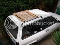 MK2 Breadvan roof rack? - Polo Chat - Club Polo