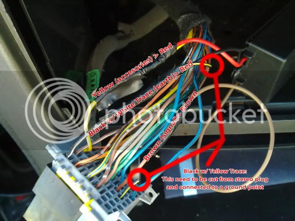 Vy Head Unit Wiring Diagram