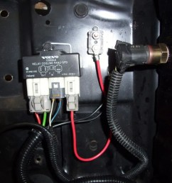 volvo fan control wiring wiring diagram repair guides volvo fan relay wiring [ 1024 x 768 Pixel ]