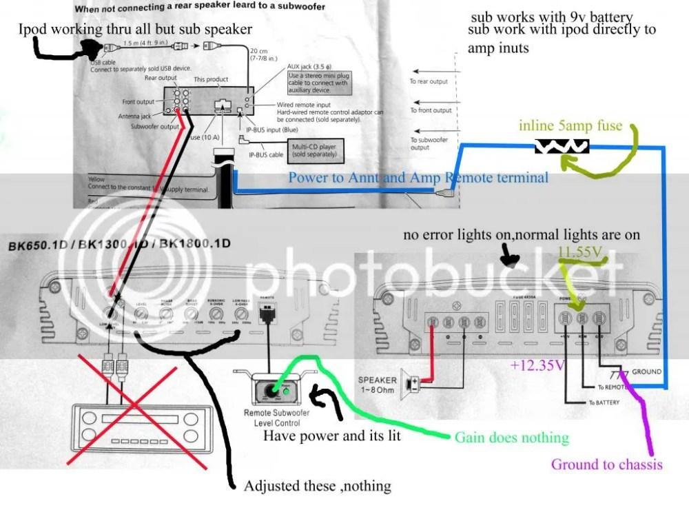 medium resolution of rockford fosgate rf hlc4 wiring diagram wiring diagrams schematics chevrolet wiring schematics pioneer gm 600 wiring