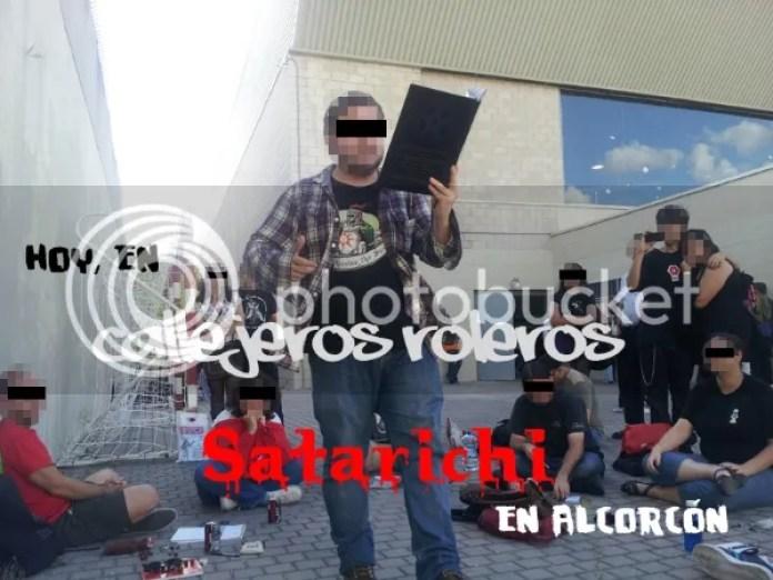 Callejeros Roleros Satarichi