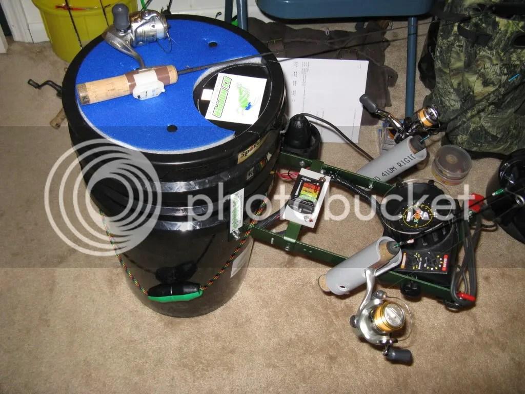 fishing chair setup office armless sonic ice hopper