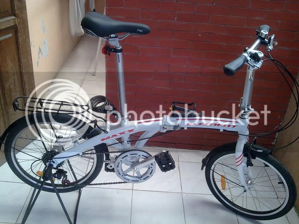 Sepeda Harga Sepeda Lipat Aleoca 16