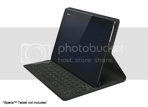 Sony Xperia Tablet accessory