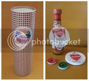 Nandos bottle pack