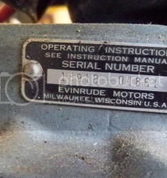 15hp evinrude year question [ 1024 x 768 Pixel ]