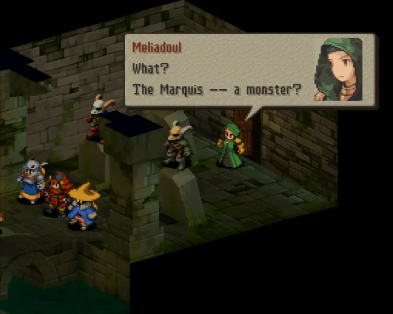 Blame Yourself Or God Lets Play Final Fantasy Tactics