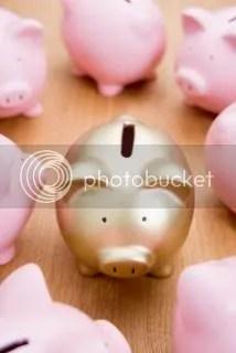 GOLDPIGGY BANK