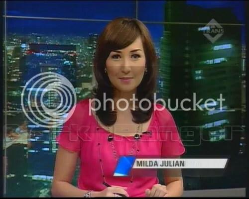 Newcomer in Trans TV (Milda Julian, Dian Mirza, Reni Riswanda, Ivan Kurnia, AryaditaUtama) (6/6)