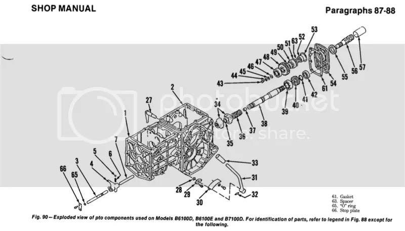 Pto Shaft Parts Diagram, Pto, Free Engine Image For User
