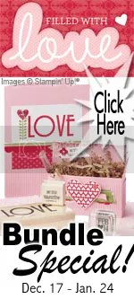 Filled With Love Bundle Promotion