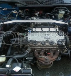 d swap has knocking noise need help ericthecarguy com heater hose location diagram ford taurus heater [ 1024 x 768 Pixel ]