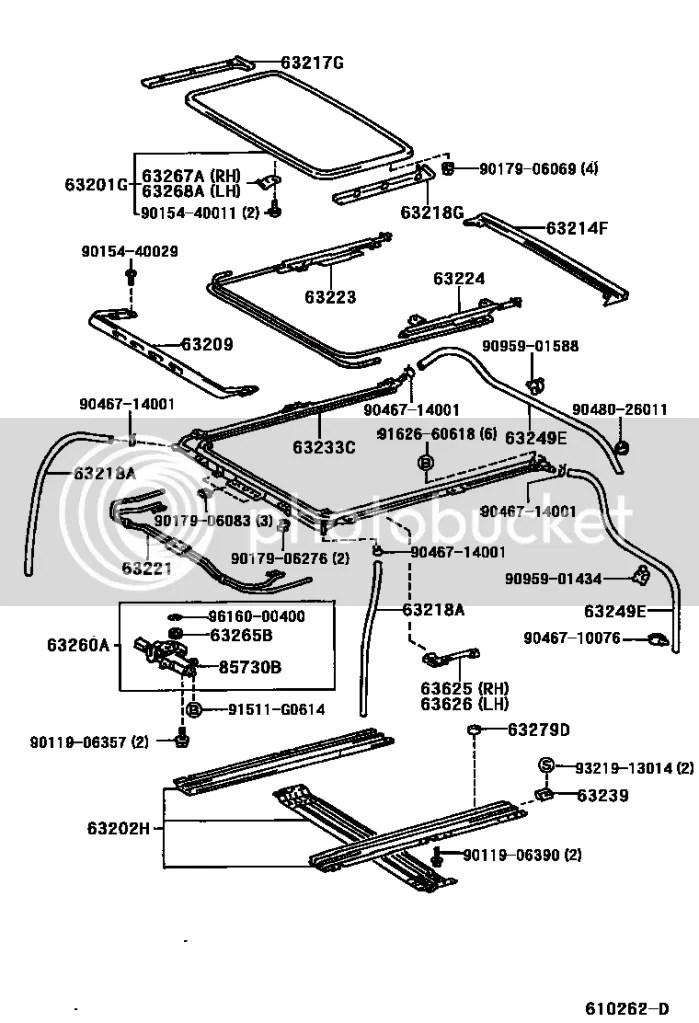 2004 Toyota 4runner Stereo Wiring Diagram