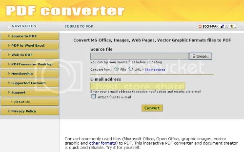 How to Freely Convert PDF online « PDF Hacks