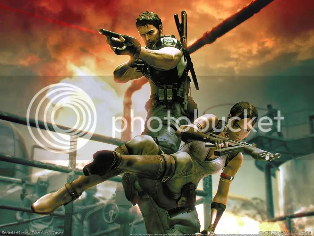 wallpaper_resident_evil_5_01_1600.jpg resident evil 5 image by jimato