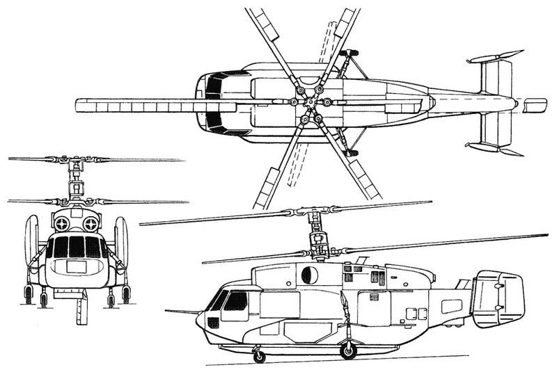 AEW helicopter — the Ka-31 — Encyclopedia of safety