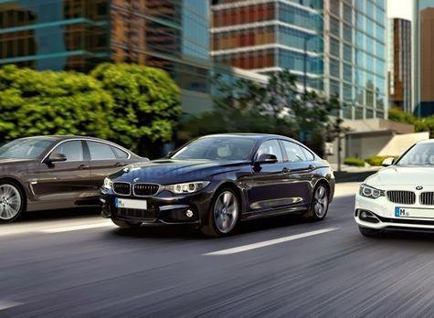 BMW показала внешность новой четырёхдверки