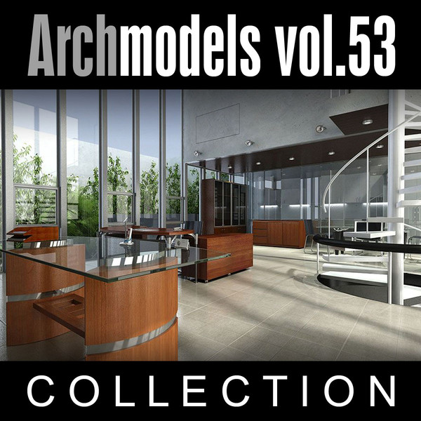 Evermotion - Archmodels Vol. 53