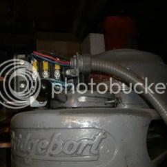 Teco Motor Wiring Diagram 1990 Honda Accord Ex Fm50 To Mill And Lathe