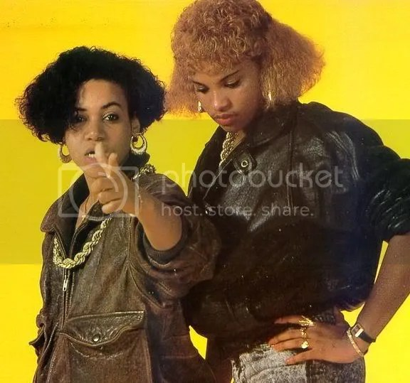 Salt n Pepa are two important pillars in the foundation of your childs music education.
