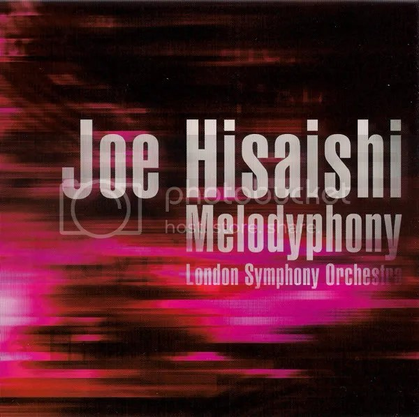Melodyphony - Joe Hisaishi