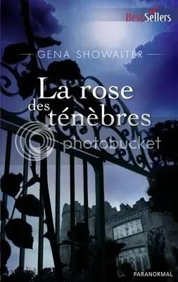 La rose des ténèbres