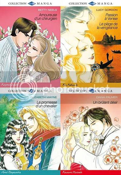 HQ manga France