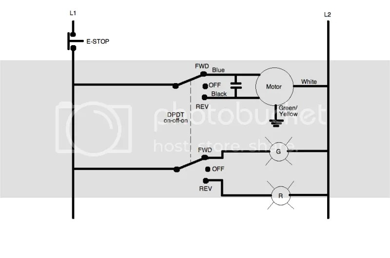 Push To Test Pilot Light Schematic Compressor Schematic