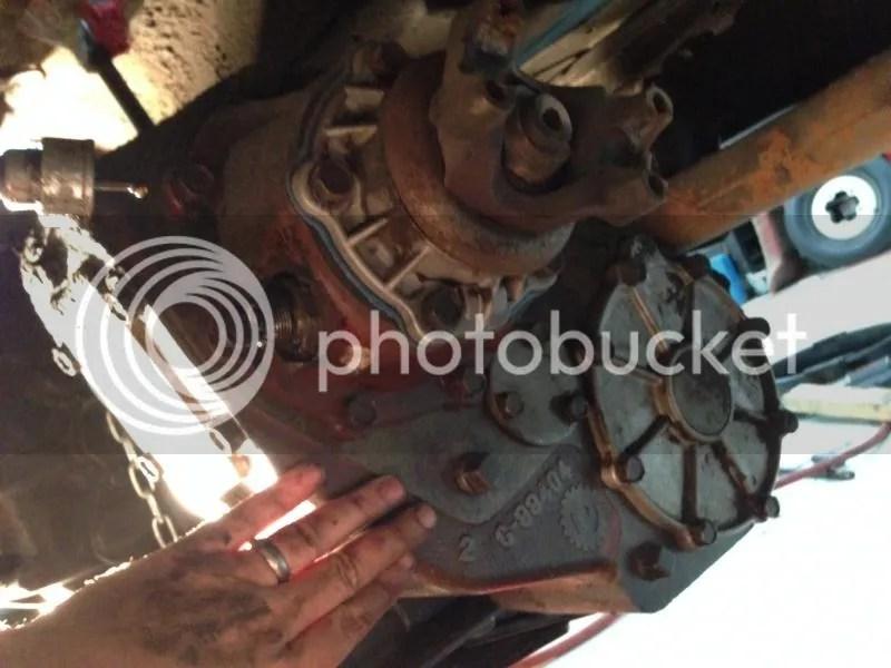 Chevy K10 Transfer Case