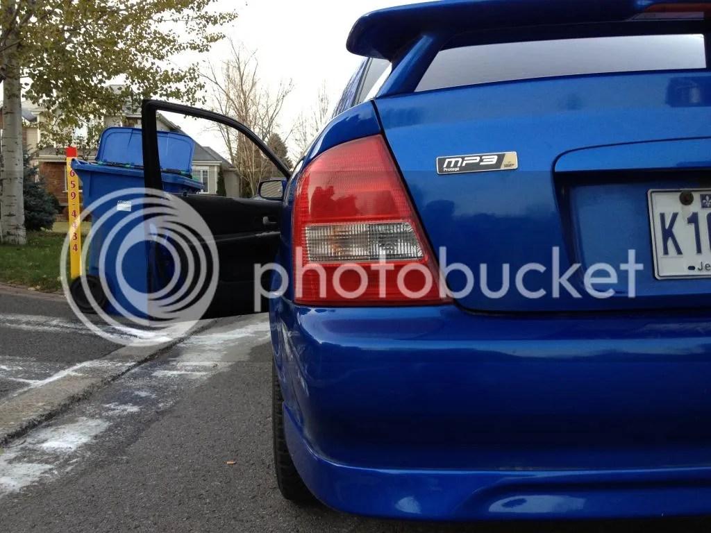2001 Mazda Protege MP3 Modèle Rare! NÉGO Nouveau Moteur 2003 ! 1800$! - Voitures 5000$ et moins - Club Civic Quebec :: Forum