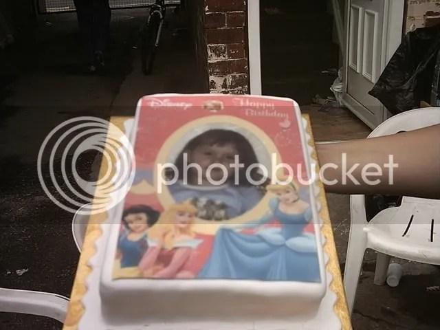 Asda Party Cakes