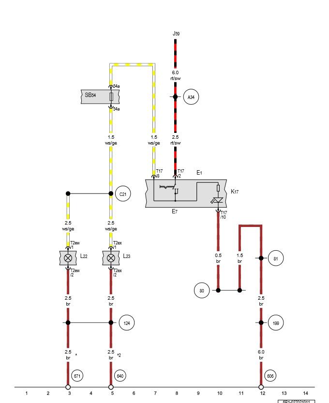mk7 golf r fuse box diagram