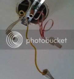 installing ceiling light [ 768 x 1024 Pixel ]
