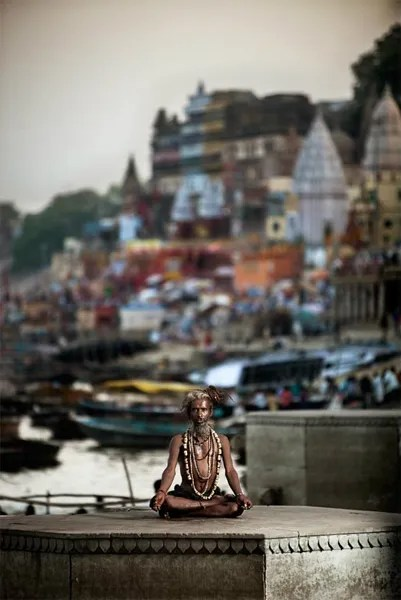 Sadhu from India