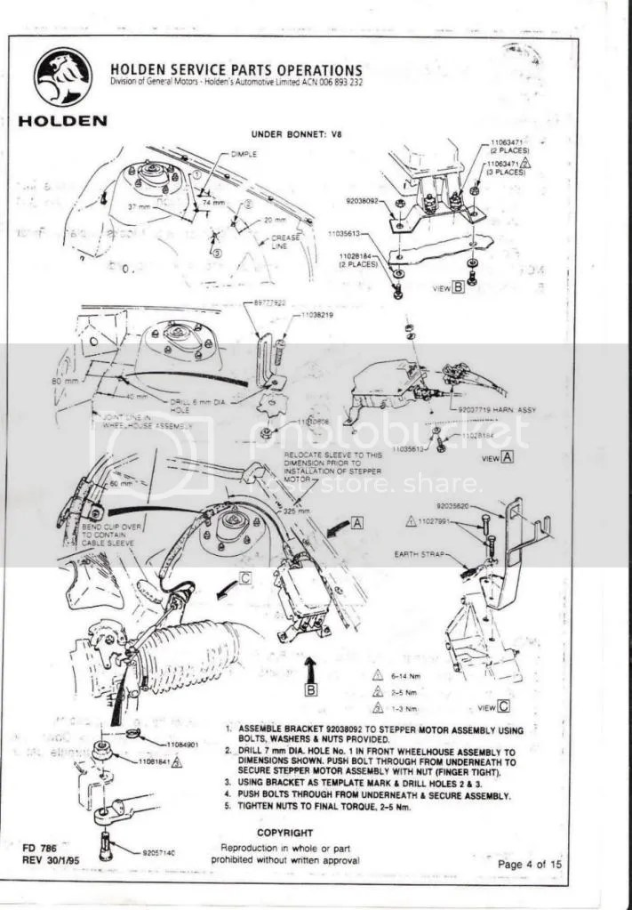 Vs Holden Manual