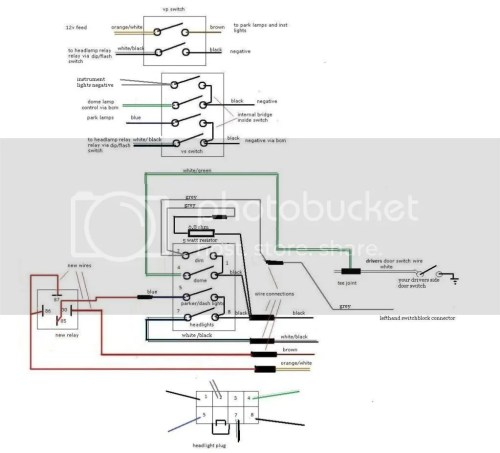 small resolution of vs headlight switch in vp just commodores vp headlight wiring diagram