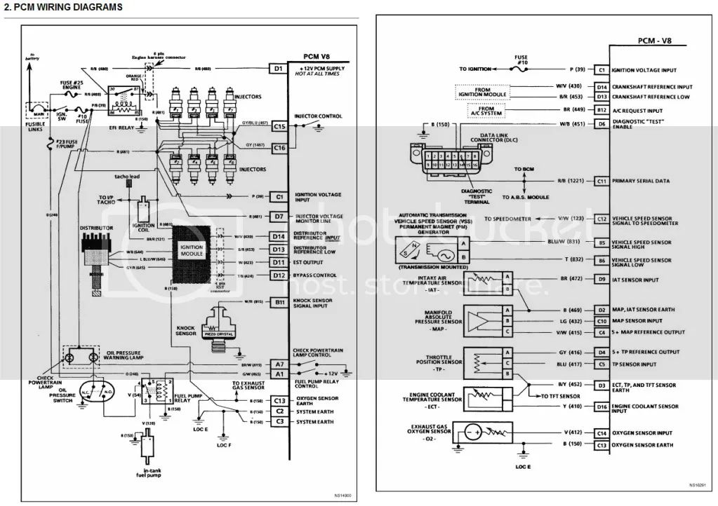 vr commodore ignition wiring diagram