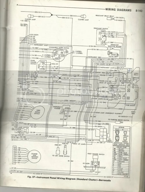 small resolution of barracuda plymouth 1970 hemi cuda 1970 plymouth hemi cuda 1970 plymouth cuda wiring diagram 1965 plymouth