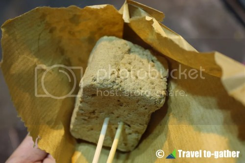 Deep Fried Tofu