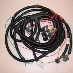 Hiniker V Plow Wiring Diagram For Electronic Ballast Snow 4 Function Harness 38813034 Ebay