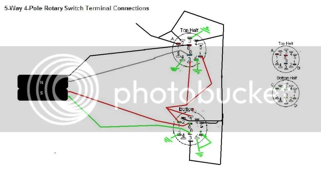 Single Coil Pick Up Volume Tone Wiring Diagram, Single