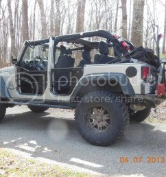 jeep cj5 tube door [ 1024 x 768 Pixel ]