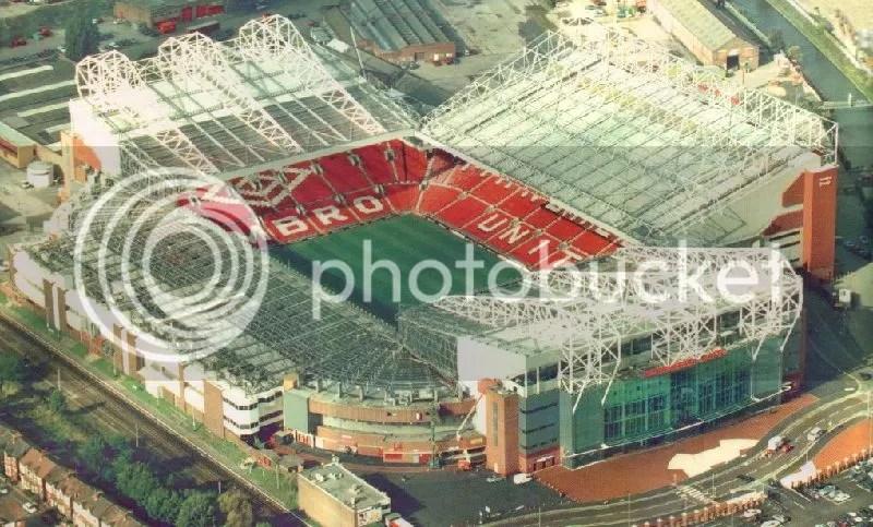 Old Trafford 2002