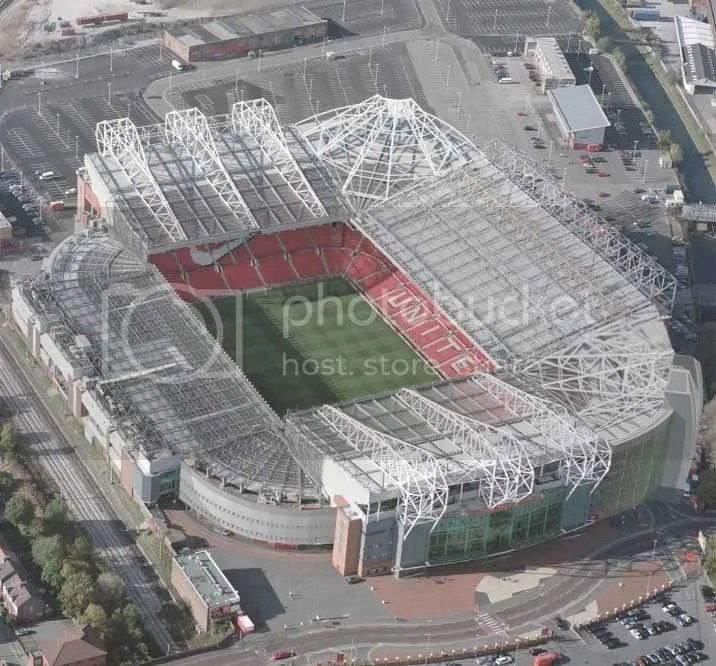 Old Trafford 2006 - Present Day