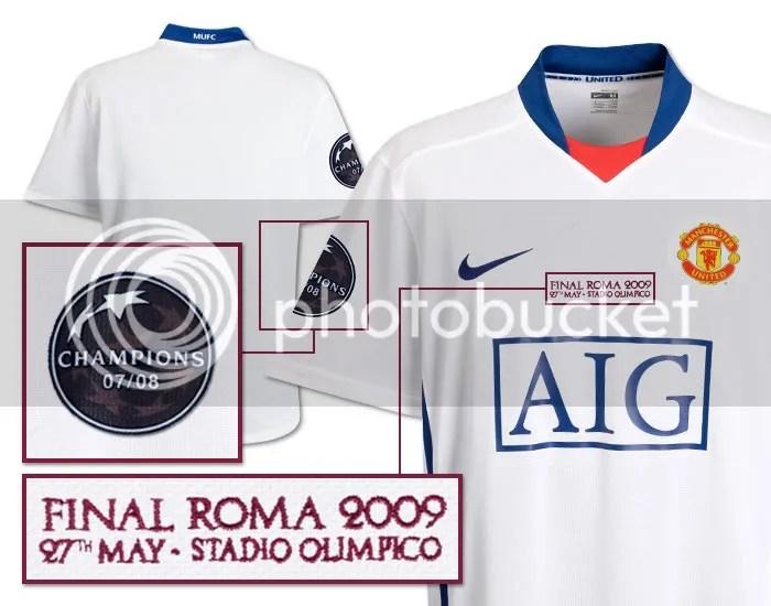 Champions League Final Kit