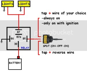 Backup Light Wiring?  Page 2  Second Generation Nissan