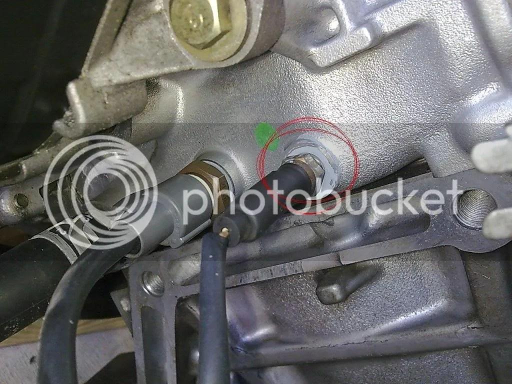 2002 Honda Accord Lx L4 23 Engine Parts Diagram