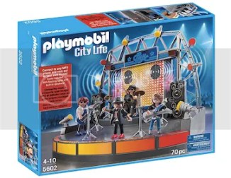 PLAYMOBIL PopStars Stage