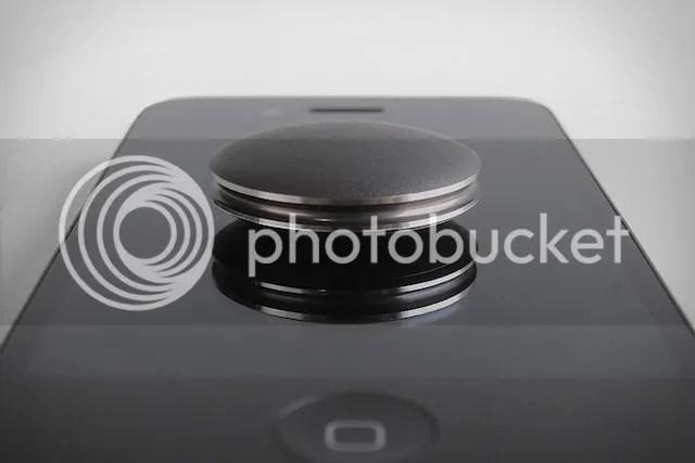 Shine on iPhone