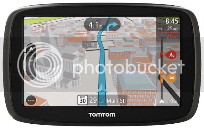 TomTom Go 50s front